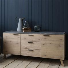 Chilson Sideboard, Natural | ACHICA