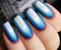 16 Super Cool Ombre/Gradient Nail Art Tutorials