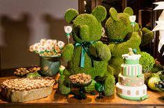 decoracao ursinhos book festas kids