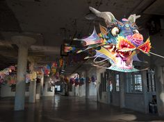 The dissident Chinese artist, Ai Weiwei, uses San Francisco's Alcatraz to contrast themes of freedom and restriction.