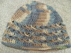 Cynthia's Cynfully Spiffy Stuff: Crochet Pattern: Favorite Beanie For A Lady