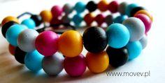 www.movev.pl   colored bracelet