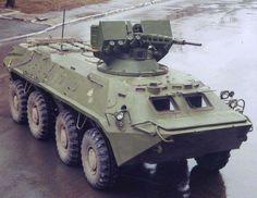 BTR-70/BTR-80 - Russia