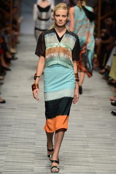 The Missoni Spring 2014 RTW Collection is Absolutely Magnificent