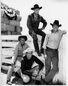 "ALIAS CASEY TIBBS. The cast of ABC-TV's 1963 series, ""Stoney Burke"" - Jack Lord portrayed ""Stoney Burke"" a rodeo rider seeking the World's Championship gold buckle & patterned after Tibbs, who served as technical adviser for the series. Other cast members who were pals with Stoney included: Warren Oates as ""Ves Painter"", Bruce Dern & Robert Dowdell."