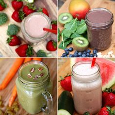 Have a Healthier Week With Our 7-Day Smoothie Challenge
