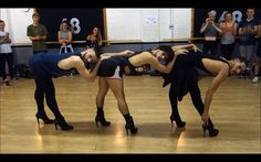 YANIS MARSHALL CHOREOGRAPHY. MUSIC BY BEYONCE. FEAT ARNAUD & MEHDI. STUD...