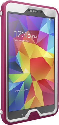 OtterBox Defender Series Case for Samsung Galaxy Tab 4 8.0, Papaya (77-43310)