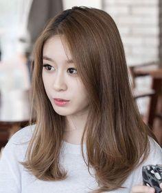 Korean Hair Color Brown 34945 18 Best Korea Hair Color Images In 2019 Korean Hair Color Brown, Korea Hair Color, Hair Color Asian, Brown Hair Colors, Asian Brown Hair, Korean Hair Medium, Kpop Hair Color, Medium Hair Styles, Short Hair Styles