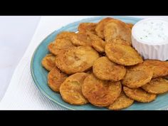 These crispy and flavorful potato rounds taste almost like the Shakey's famous mojos.