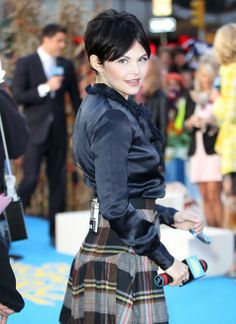 ginnifer goodwin baby bump | Ginnifer Goodwin promotes 'Once Upon a Time' on Good Morning ...