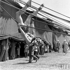 Circus Girls, 1949