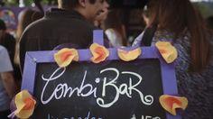 Edición y montaje de video promocional de la Combi Bar junto a la banda musical Akinetón Retard.