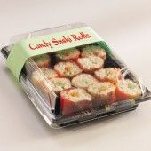 9 Creative Recipes for April Fools' Day Candy sushi & other fun April Fool foods guide. 9 Creative Recipes for April Fools' Day Candy sushi & other fun April Fool foods guide. 9 Creative Recipes for April Foo International Sushi Day, International Recipes, Gummy Sushi, Candy Sushi Rolls, Sweet Sushi, My Favorite Food, Favorite Recipes, Sushi Recipes, Fun Recipes