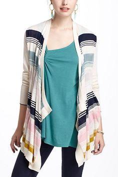 Anthropologie: striped sweater