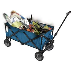 Ozark Trail Folding Wagon for groceries  sc 1 st  Pinterest & Ozark Trail Instant tent cot without the rain fly. | rods board ...