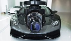 Meet The World's Fastest Camera Car: The Lamborghini 'HuraCam' - UltraLinx Ford Mustang Gt, Camera Rig, Camera Equipment, Lamborghini Huracan, Cinematography, Meet, World, Vehicles, Film Making