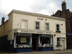 Wimbledon Books & Music, London
