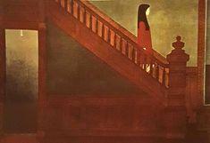Will Barnet Stairway 1970 Orignal Lithograph https://www.etsy.com/listing/581150147/will-barnet-stairway-1970-orignal?utm_campaign=crowdfire&utm_content=crowdfire&utm_medium=social&utm_source=pinterest