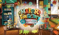 Maker Fun Factory Group VBS 2017 Theme