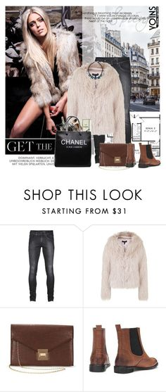 """""""Yoins5/10"""" by elmaimsirovic ❤ liked on Polyvore featuring Paul Frank, Topshop, Chanel and yoins"""
