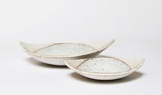 EYE slab dishes- Stoneware