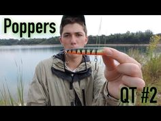 Bass Fishing Poppers -- Quick Tips #2 - (More info on: http://1-W-W.COM/fishing/bass-fishing-poppers-quick-tips-2/)