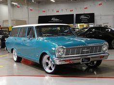 '65 Chevrolet Nova Wagon