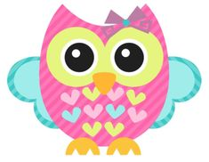 Owl ruja on owl clip art owl and pink owl Owl Clip Art, Owl Art, Owl Quotes, How To Make A Paper Bag, Paper Bag Scrapbook, Paper Owls, Pink Owl, Baby Owls, Cute Owl