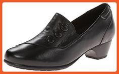Aravon Women's Phyllis - AR Dress Pump,Black,10 2E US - Pumps for women (*Amazon Partner-Link)