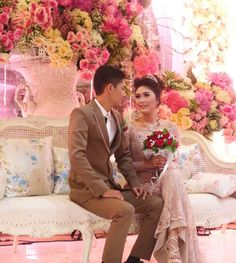 Lulu ♡ Deny Wedding February 11 , 2017