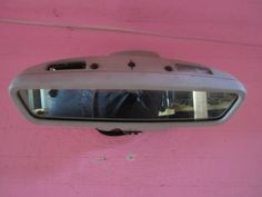 OEM 1998 2001  MERCEDES ML320 ML430 AUTO DIM INTERIOR REAR VIEW MIRROR GRAY W163  1638101917  PLEASE MAKE SURE THIS IS THE PART YOU NEED, IT IS SEVRAL KIND OF THE REAR VIEW MIRROR FOR ML FOR THIS YEARS.
