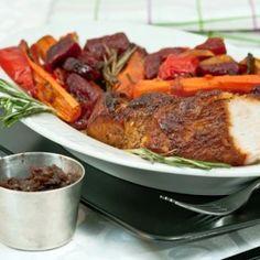 24 csodálatosan omlós karácsonyi húsétel | Nosalty Pork, Recipes, Kale Stir Fry, Ripped Recipes, Pork Chops, Cooking Recipes, Medical Prescription
