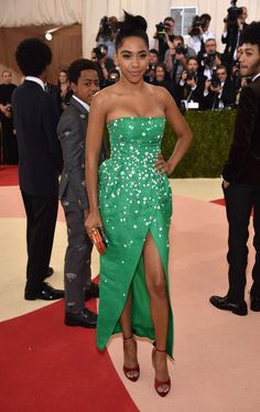 Herizen F. Guardiola | Here's What Everyone Wore To The 2016 Met Gala