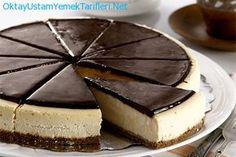 Çikolatalı Cheesecake Tarifi Oktay Usta | Oktay Usta Yemek Tarifleri