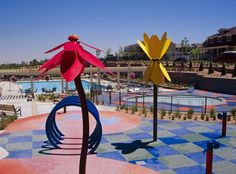 Village of Five Parks, Arvada, CO #toddler water park and pool