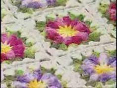 Mulher.com 13/05/2014 - Tapetes Croche vitrine por Cristina Luriko parte 02 - YouTube