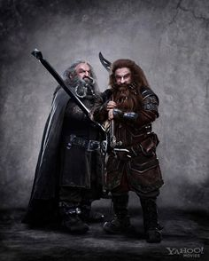 Here's Gimli's Kin In THE HOBBIT! - Ain't It Cool News: The best in movie, TV, DVD, and comic book news.