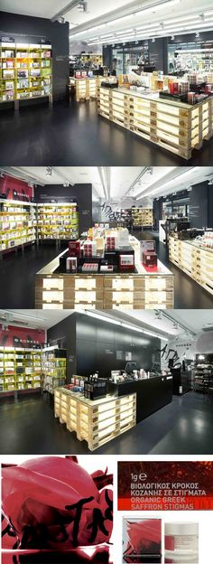 Korres store Prague