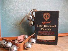 Antique Boy Scout Craft Kit