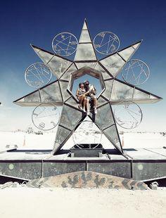 Burning Man 2012 by *christopher*, via Flickr