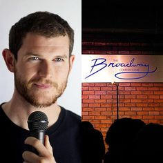 Im stoked be performing this Friday @broadway_comedy_club .  So happy to be back!  See you there! Link for tix is below