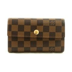 Louis Vuitton Damier Canvas Alexandra Wallet | Couture Corner