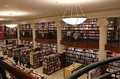 COOP Bookstore at Harvard