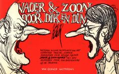 Peter van Straaten (25 March 1935  8 December 2016 The Netherlands) is a comics creator who began ... Peter van Straaten (25 March 1935  8 December 2016 The Netherlands) is a comics creator who began working for the newspaper Het Parool in 1958. He illustrated news reports created political cartoons and created various strips at the paper until 2012. His daily strip Vader & Zoon (Father & Son) (19681987) was hugely successful featuring a set-in-his-ways father and a slackabout son. It is…