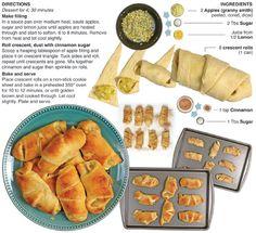 Behind the Bites: Simple Apple Pies (apple pie cupcakes thanksgiving desserts) Healthy Apple Desserts, Köstliche Desserts, Apple Recipes, Sweet Recipes, Delicious Desserts, Dessert Recipes, Yummy Food, Kraft Recipes, Tasty