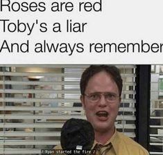 Humor Hilarious The Office Super Ideas Funny Office Memes, Office Jokes, Stupid Funny Memes, Funny Relatable Memes, Hilarious, Funny Stuff, Funniest Office Quotes, Funny Things, The Office Senior Quotes