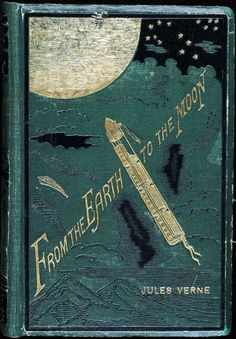 The first edition of the Jules Verne classic