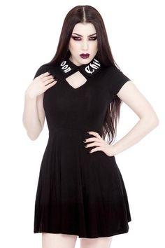Lucine Skater Dress [B] 💚@goddesssbonbon