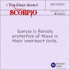 Scorpio Daily Astro!: If you're feeling like you're out of steam, maybe you should check your  biorhythm.   Visit iFate.com today!
